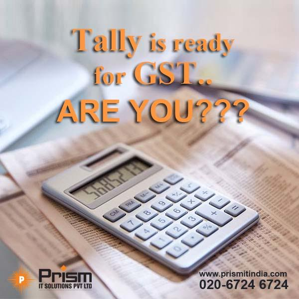 goods and services tax (GST) and tally